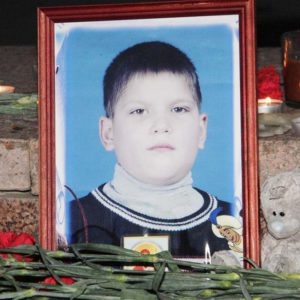 Данил Садыков_мужество и спасение ребенка