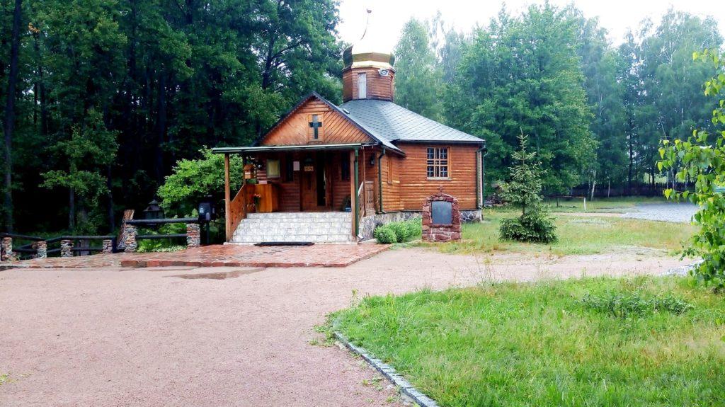 Мужской монастырь Кипячее, Украина