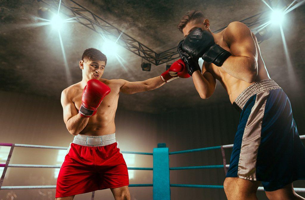 Николай Кравцов, спортсмен, бокс, Киев, Фундамент