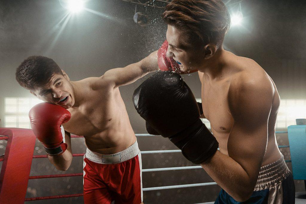 Обучение боксу в Киеве для мужчин