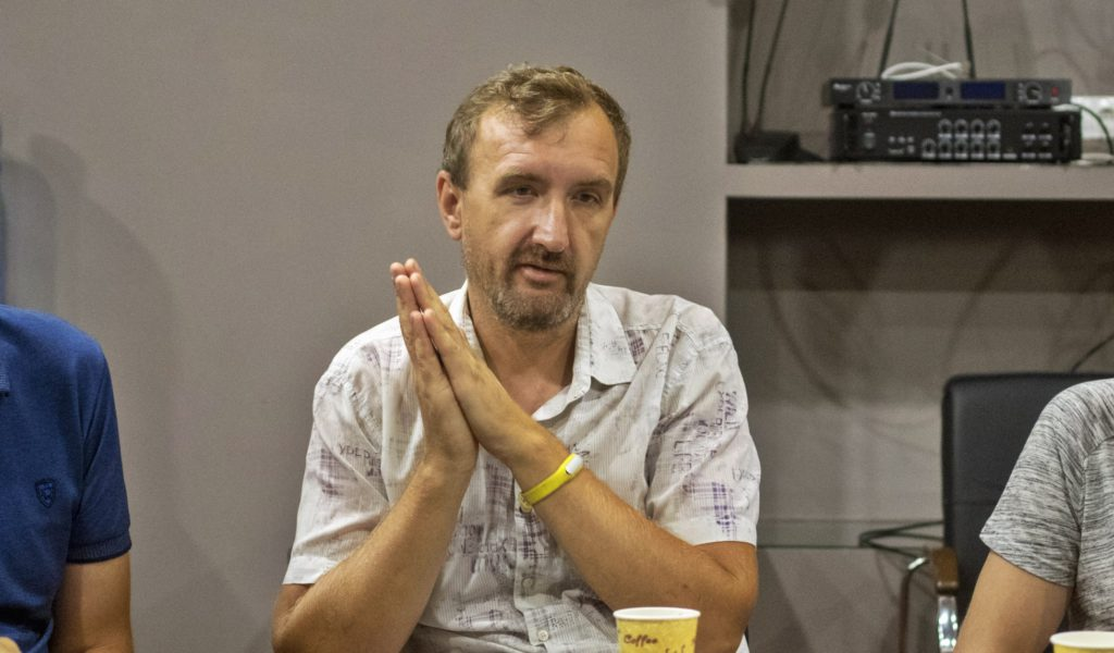 Отзыв Владимир о курсе Фундамент_Киев